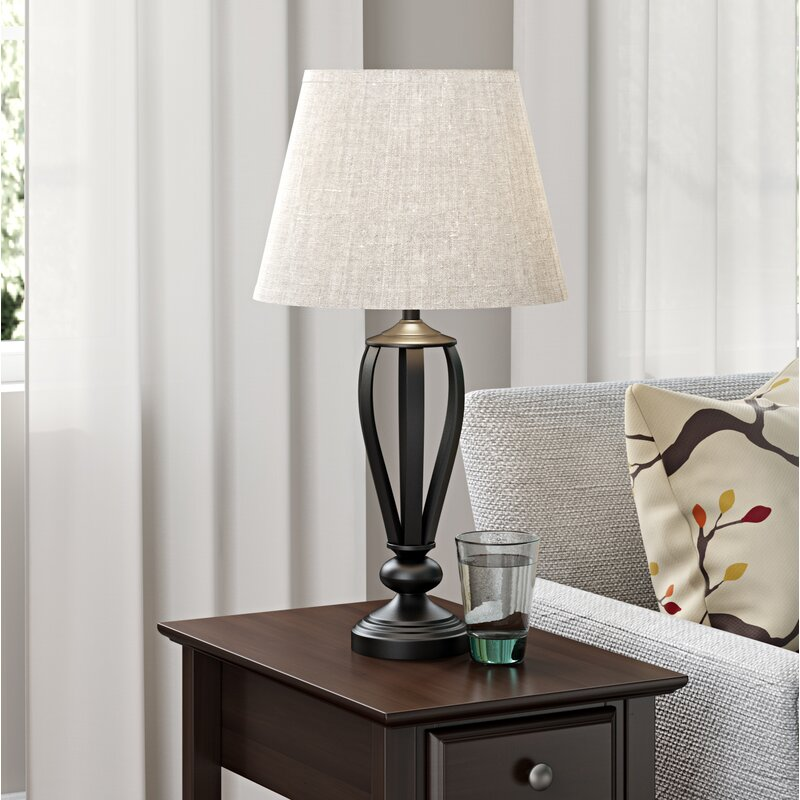 "Three Posts Gainseville 29.6"" Table Lamp & Reviews"