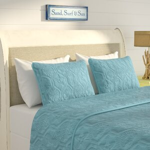 Sneads 3 Piece Quilt Set