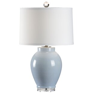 Turquoise Ceramic Lamp Wayfair