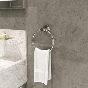 Wonderful Dia Wall Mounted Towel Ring