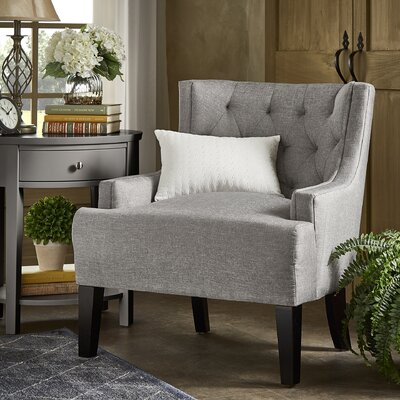 barwood tufted wingback chair - Tufted Wingback Chair