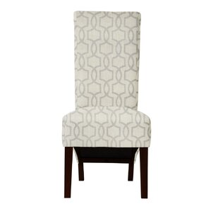 Audra Vanguard Fabric Parsons Chair (Set of 2) by Darby Home Co
