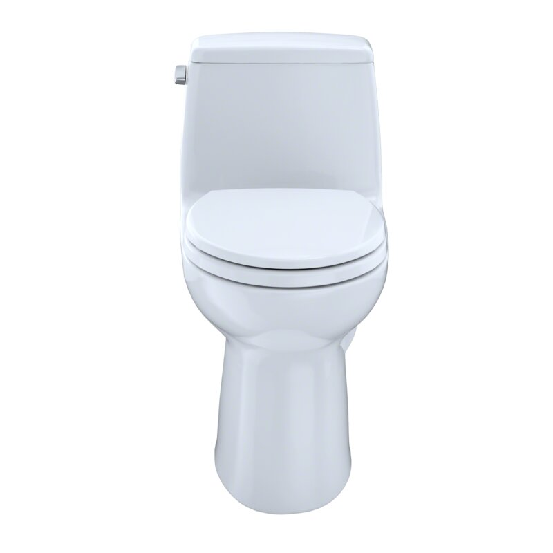 Toto Ultramax G-Max Low Consumption 1.6 GPF Elongated One-Piece ...