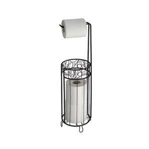 twigz free standing toilet paper holder