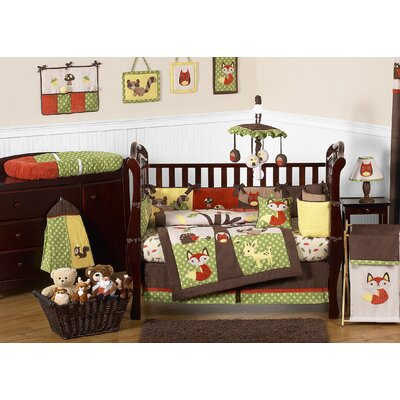 Animal Woodland Crib Bedding Sets You Ll Love In 2019