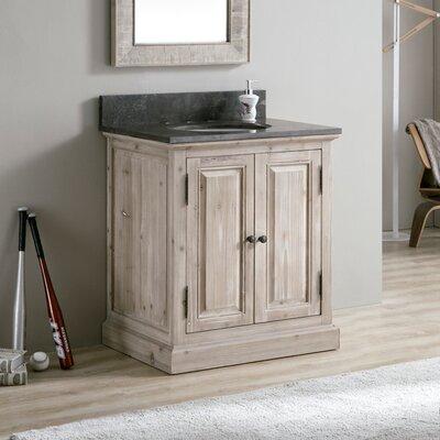 """30 In Bathroom Vanity dcor design freemont 30"""" single bathroom vanity set & reviews"""