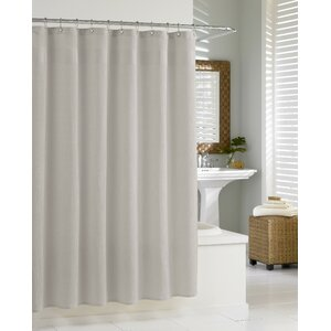 Oakley Extra Heavy Hotel Quality Cotton Shower Curtain