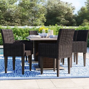 Fairfield Patio Dining Chair (Set of 6) & Outdoor Dining Chairs | Birch Lane