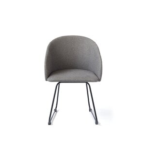 Tapia Upholstered Dining Armchair by Bray..