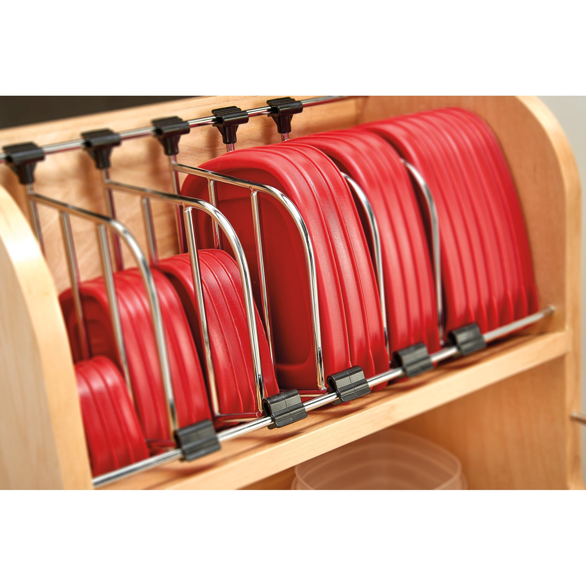 Food Cabinet Storage: Rev-A-Shelf Food Storage Pull Out Drawer & Reviews