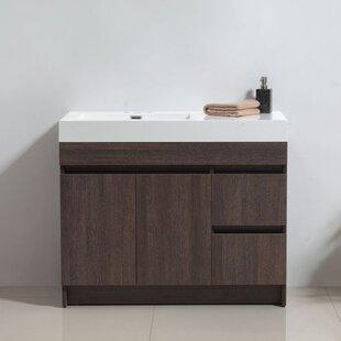 Inch Vanity Wayfair - 39 bathroom vanity cabinet