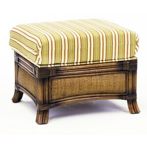 Pacifica Ottoman by South Sea Rattan