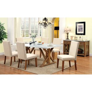 Annabelle Dining Table by One Allium Way