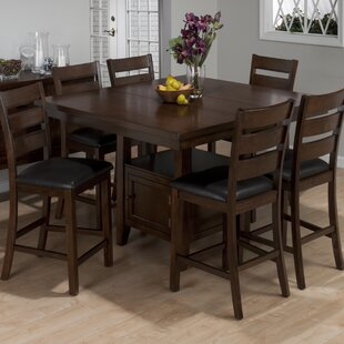 Taylor Counter Height Extendable Dining Table