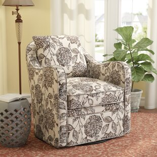 Brick And Barrel Swivel Armchair