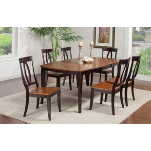 Hidden Leaf Dining Table | Wayfair