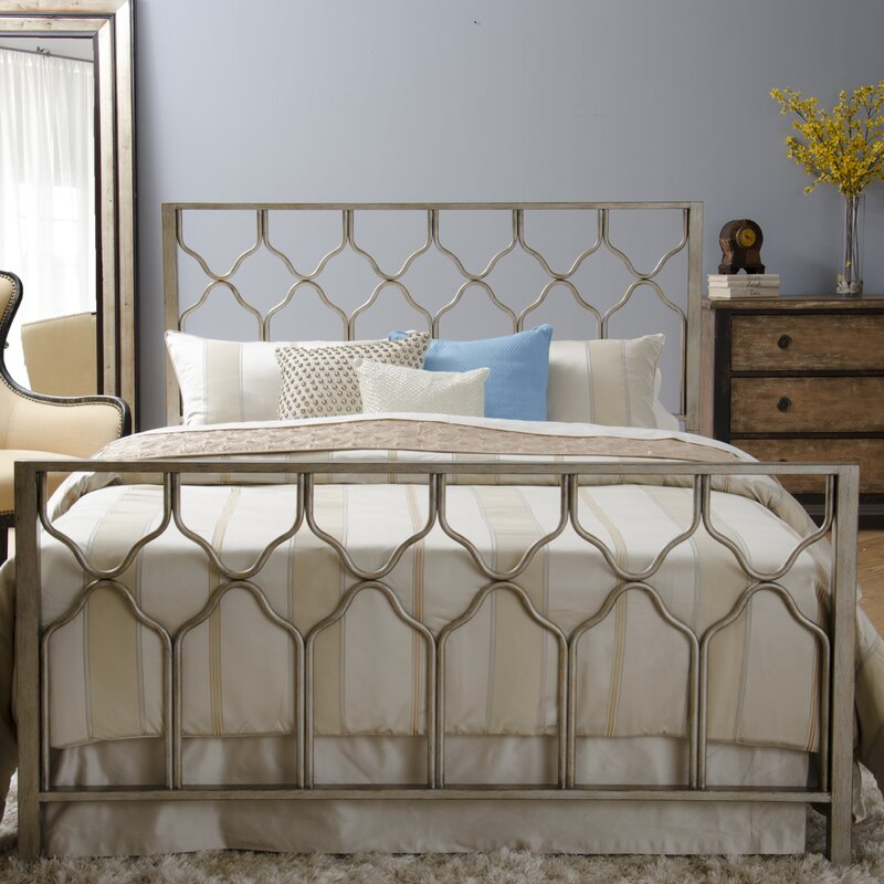 Hasse Panel Bed & Reviews