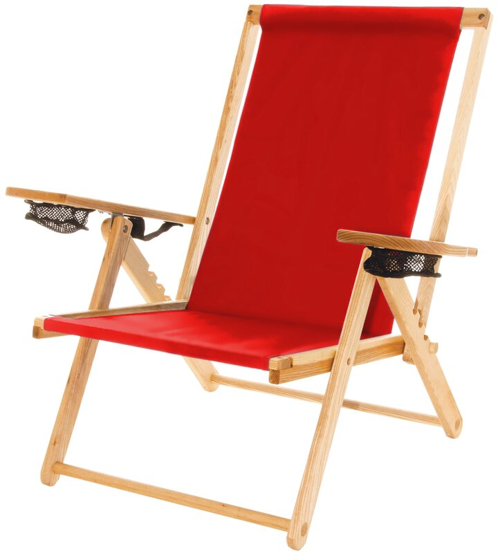Reclining Beach Chair  sc 1 st  Wayfair & Blue Ridge Chair Works Reclining Beach Chair u0026 Reviews   Wayfair islam-shia.org