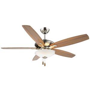 52″ Mojo 5-Blade Ceiling Fan