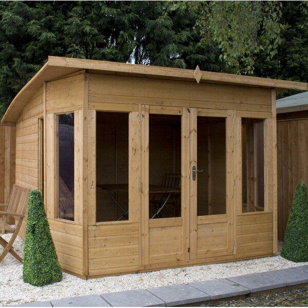 Mercia Garden Products X Helios Summerhouse Reviews - Summer house