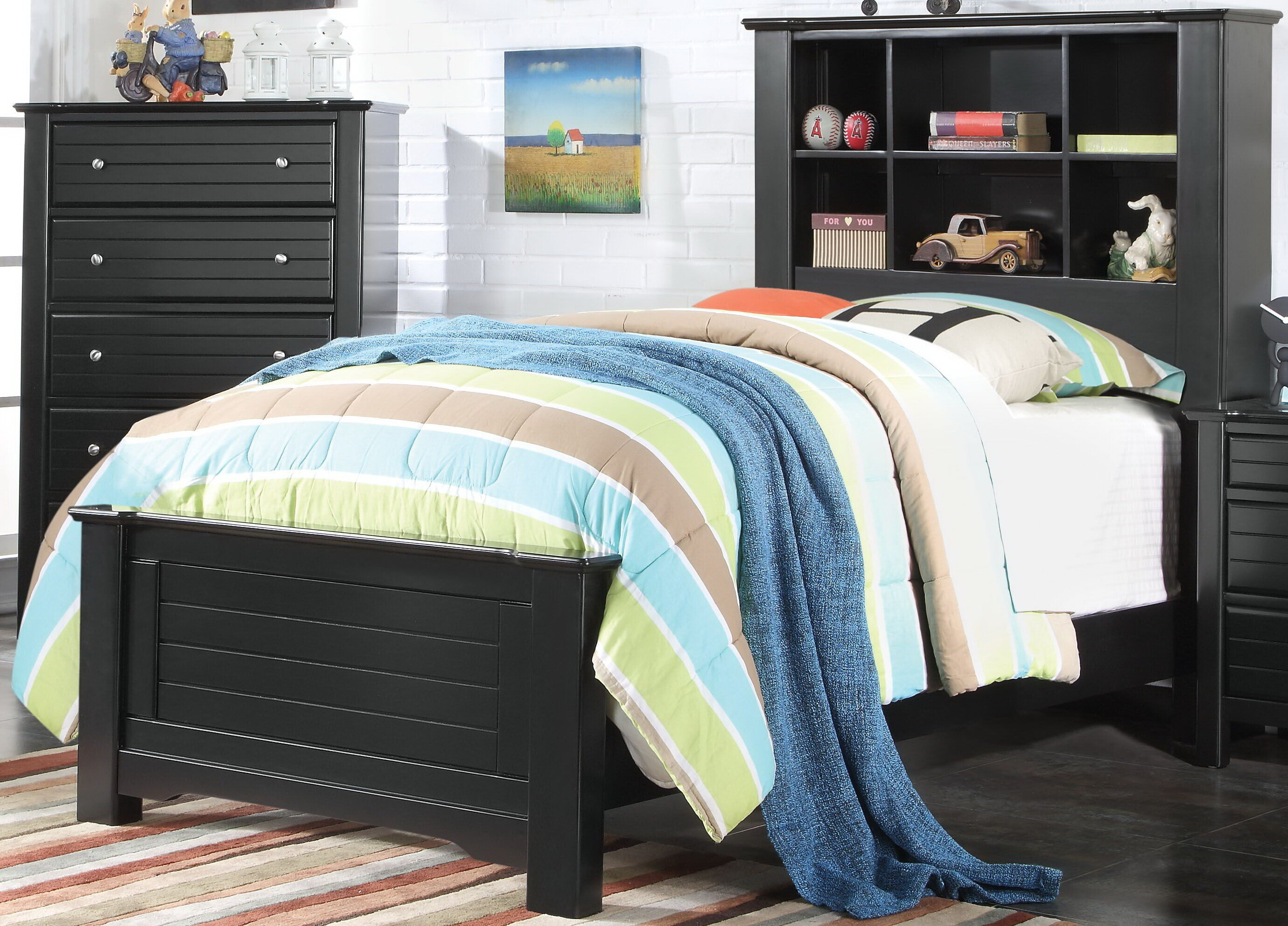 Chicago Platform Configurable Bedroom Set