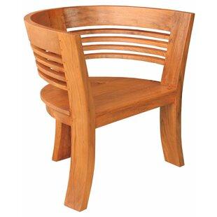 Indoor Teak Dining Chair | Wayfair