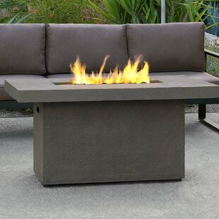 Fire Pit Tables Youll Love Wayfair - Propane fire pit cocktail table