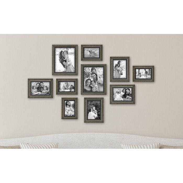 Popular 10 Piece Photo Frame Set