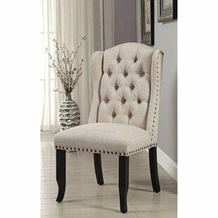 Ordinaire Adalard Wingback Chair (Set Of 2)