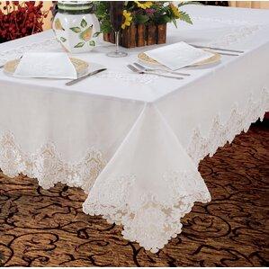 Gabin Vintage Lace Tablecloth