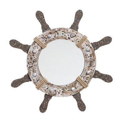 Antique Distressed Mirror Wayfair