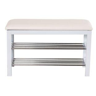 Narrow Storage Bench | Wayfair.co.uk