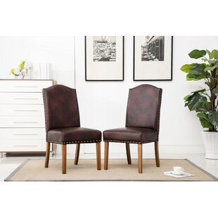 Maiah Upholstered Dining Chair (Set of 2)
