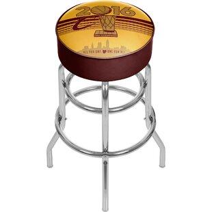 NBA 31 Swivel Bar Stool