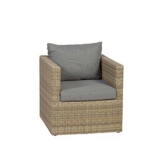 Wentworth Garden Chair with Cushion (Set of 2) by Lynton Garden