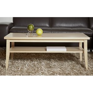 Wood Coffee Table by Haaken Furniture