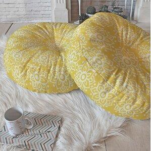 Dedmon Lotus Floor Pillow