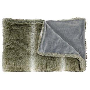Bedding Dashing Super Soft Warm Shaggy Faux Fur Blanket Ultra Plush Decor Throw Blanket Bedding