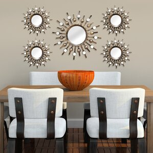 Wall Mirror Sets find the best mirror sets | wayfair