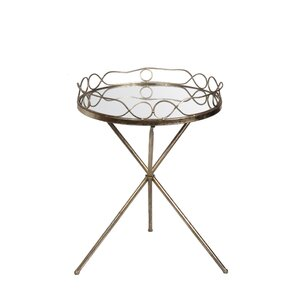 Kerrie End Table by House of Hampton