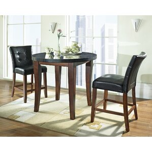 Tilman 3 Piece Counter Height Dining Set ..