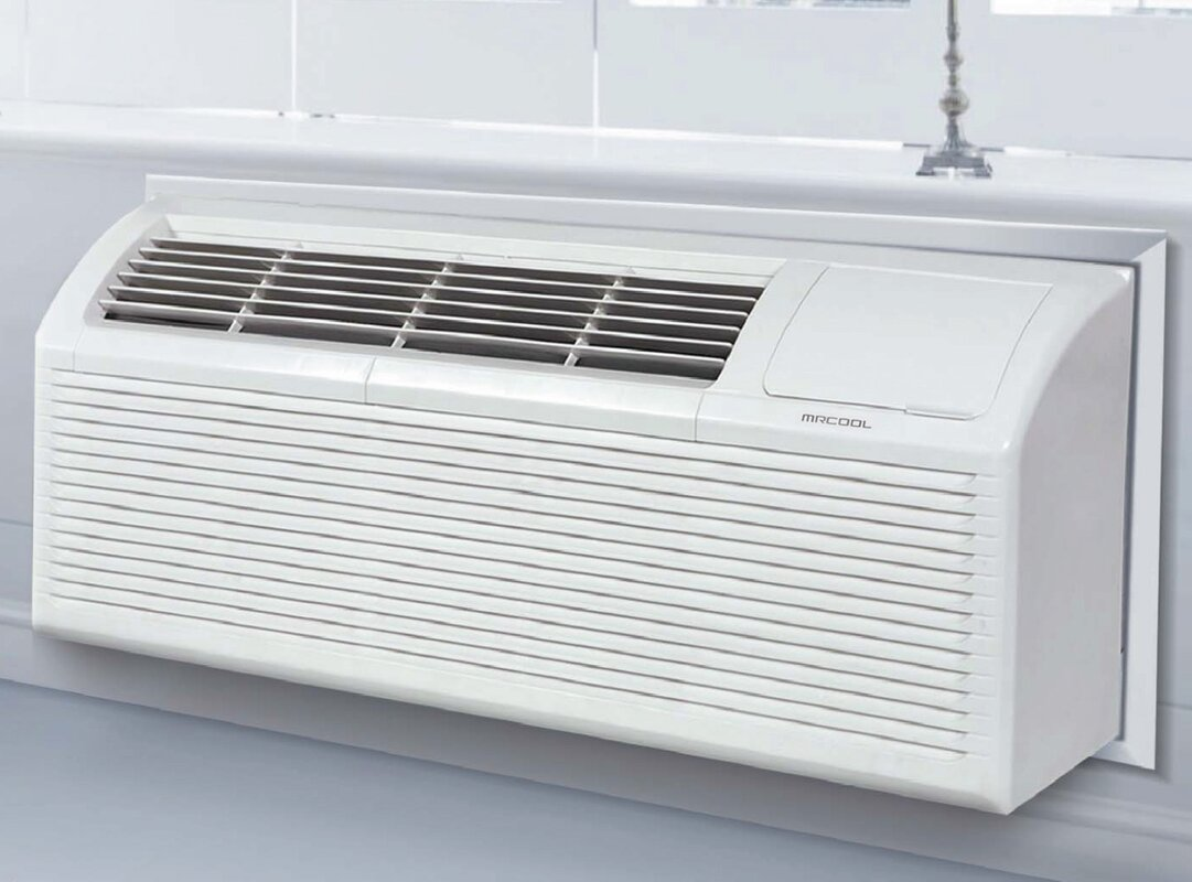 mrcool ptac 7 000 btu through the wall air conditioner reviews. Black Bedroom Furniture Sets. Home Design Ideas