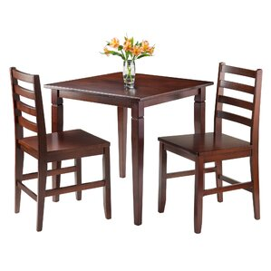 Kingsgate 3 Piece Dining Set by Luxury Home
