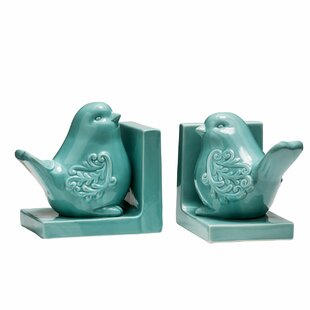 Strikingly Idea Bird Bookends. Save to Idea Board Bookends  Wayfair co uk