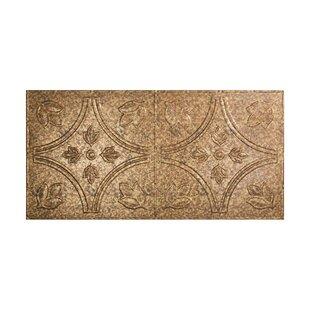 Glue Up Ceiling Tile In Ed Copper