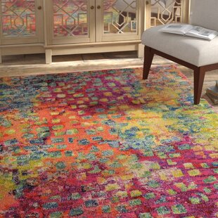 Bright Colored Area Rugs Wayfair