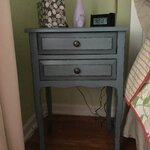 August Grove Clare 2 Drawer Nightstand Amp Reviews Wayfair