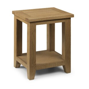 Ordinaire Berwick Oak Side Table With Storage