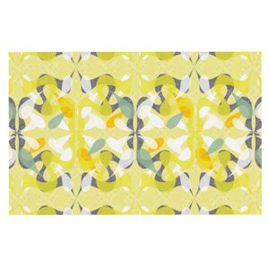 Miranda Mol 'Spring Flourish' Doormat