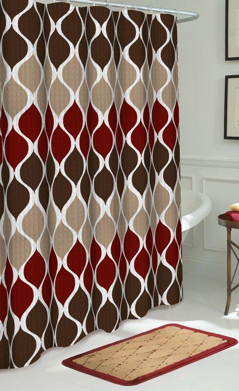 Clarisse Shower Curtain Set
